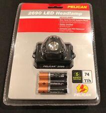 Pelican 2690 Heads Up Lite LED Headlamp Headtorch
