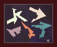 Moderne Kunst 1920 William Wauer 1866 - 1962 gut verzeichneter Maler x 65-0313xx