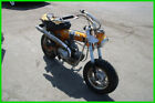 1971 Honda Trail  1971 Honda Trial Motorcycle NO RESERVE