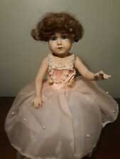 "Simon & Halbig Bisque 12"" Jointed Doll"