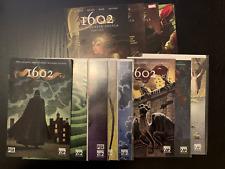 1602: Neil Gaiman Series