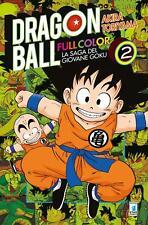 DRAGON BALL FULL COLOR 2 DI 8 - MANGA STAR COMICS ITALIANO - NUOVO