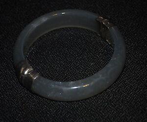 SILPADA - B2186 - Sterling Silver & Resin Bangle Bracelet - RET