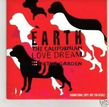 (I474) Earth The Californian Love Dream, In The - DJ CD