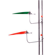 Davis Wind-Tels Indicator Set / Port Starboard color red green pair sail boat