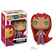 Starfire Teen Titans Go! 111 Funko Pop! Licensed Vinyl Figure DC Comics