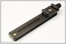 """8"""" nodal slide 4 Arca Swiss Type Kirk Markins Wimberley RRS Acratech Foba Benro"""