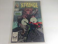 Comics marvel doctor strange 1989 VO etat proche du neuf mint collector
