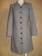 Petite SophistIcate modest lined wool or blend Dress Missing tag see measurments