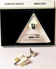 DIAMOND TURNTABLE NEEDLE FOR STANTON 881S 881E CARTRIDGE  D81S 608-DE 608-DEX
