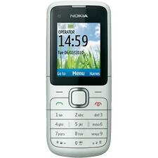 Nokia C1-01 - Warm grey (Unlocked) Mobile Phone