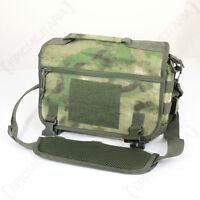 Mil-Tacs FG Camo Messenger Case - Molle Bag Satchel Shoulder Carrier Military