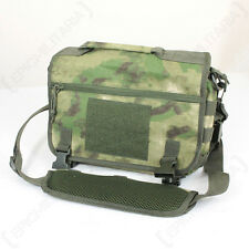 Mil-Tacs FG Camo Messenger Case - Molle Bag Satchel Shoulder Carrier Military