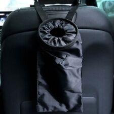 Universal Car Waste Bins Vehicle Back Seat Headrest Litter Trash Garbage Bag//