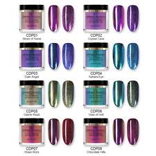8 Boxes Born Pretty 10ml Dipping Powder Chameleon Mirror Nails No Uv Pro Kit