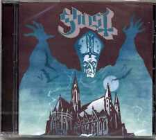 "GHOST ""S/T"" ALBUM CD REPRESS NEW SEALED"