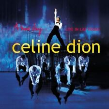 Céline Dion a New Day-Live in Las Vegas (CD/DVD, 2004) [CD DOPPIO]