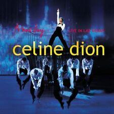 Céline Dion a New Day-Live in Las Vegas (CD/DVD, 2004) [CD DOPPIO]