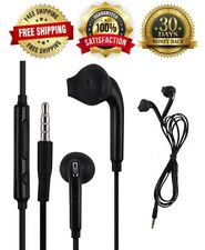Wired 3.5mm Jack Headset Earphone Earbuds Bass Headphone for Samsung iPhone