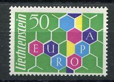 Liechtenstein 1960 EUROPA Gomma integra, non linguellato francobolli
