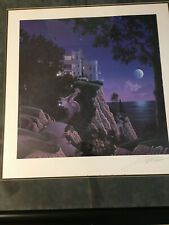 Jim Buckels Druid Point Signed And Framed Print