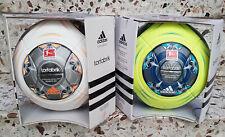 2 x Adidas Matchball Torfabrik 2013/2014 Futebol Football Ballon Soccer Pallone