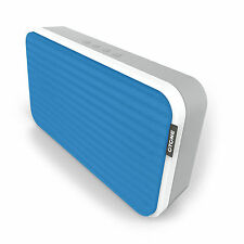 OTONE BluWall extrem flacher tragbarer Wireless Bluetooth Lautsprecher blau