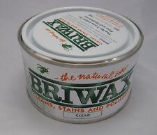 Briwax Original auf Toluol-Basis  - 400 g Dose farblos clear