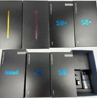 Samsung Galaxy Note 9/8 S9 S9 Plus S8 S8+ Empty Retail box Full Accessories