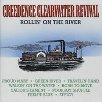 Creedence Clearwater Revival - Rollin' on the River (1999)  CD  NEW  SPEEDYPOST
