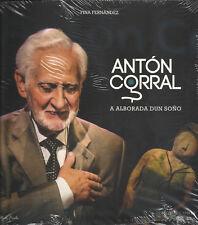 LIBRO-CD ANTON CORRAL - A ALBORADA DUN SOÑO