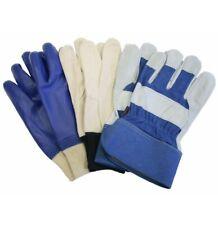Town & Country Mens Gloves Bonus Triple Pack Garden Gardening Gloves