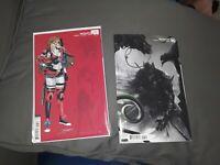 Batman #97 Main Mattina Jimenez 1:25 Harley Quinn Variant 1st Print NM