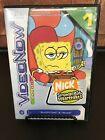 Videonow Video Now Color NICK Spongebob Squarepants PVD SB4 Two Episodes