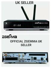 ZGEMMA H9 Twin 4K IPTV 2CI+ STALKER Satelittle 2S 2xDVB-S LINUX ENIGMA2 TVBOX