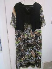 BEAUTIFUL SHIFT STYLE DRESS, NWOT SIZE 16 BY SWISH