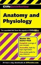 Cliffs Quick Review Anatomy and Physiology by Phillip E. Pack TESTBANK INCLUDED!
