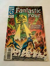 1994 Fantastic Four Vol 1 No 391 Marvel Direct Edition Comic Book
