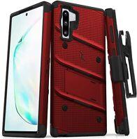 ZIZO Bolt Series for Samsung Galaxy Note 10 Case   Heavy-Duty Military-Grade Dro