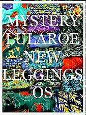 LuLaRoe One Size OS Leggings NEW Mystery Surprise LOT OF 3 retails for $65-$75