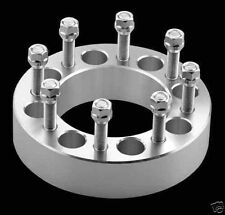 2 Pc 01-10 Chevy Silverado 3500 Wheels Spacers Adapters 3.00 Inch # 8650I1415