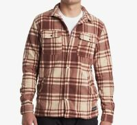 QUIKSILVER Men's SURF DAYS Fleece Button Shirt - RSD6 - Large - NWT