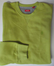 NWT IZOD Crewneck Fleece Sweatshirt Bright Green Size XXL