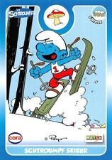 Card playing Cora The Smurfs 2013 No. 47