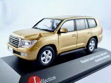 Toyota Land Cruiser J20    2008-2012  micagold metallic    / J-Collection  1:43