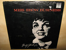 JUDY GARLAND Miss Show Business LP 1982 APCL-3322 SEALED SS NoCutOut Reissue