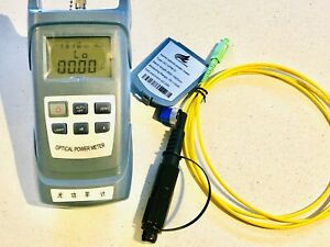 Fiber Optical Pon Power Meter Tld 6070 Cable Tester Nbn telstra optitap Pit key