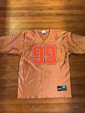 LL5 Mens Puma Cleveland Browns Jersey #99 Size Medium