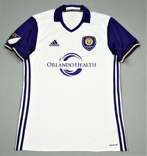 Orlando City Adidas Jersey Away Shirt 2015-16 Size M