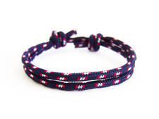 Men Women Yacht Nautical Adjustable Rope Bracelet Ladies Vanities Rope Jewelry